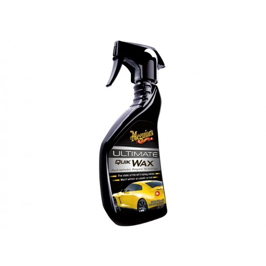 Meguiars Ultimate Quick Wax - Vosk ve spreji 450ml