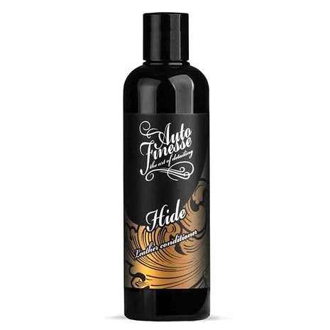 Auto Finesse Hide Leather Conditioner - ochrana kůže 250ml