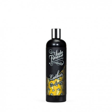 Auto Finesse Lather Banana pH Netrual Car Shampoo - autošampon 500ml