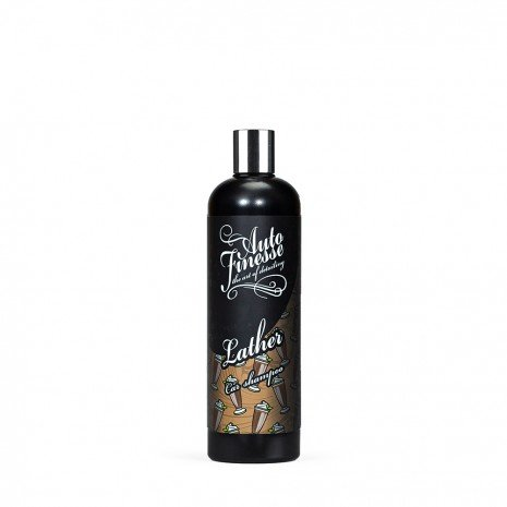 Auto Finesse Lather Chocolate pH Neutral Car Shampoo - autošampon 500ml