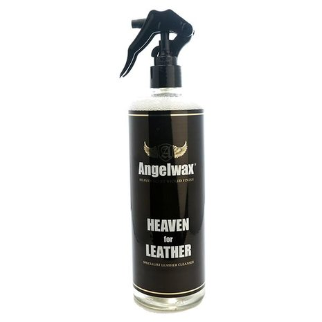 Angelwax Heaven Leather Cleaner 500 ml - čistič a kondicioner na kůži