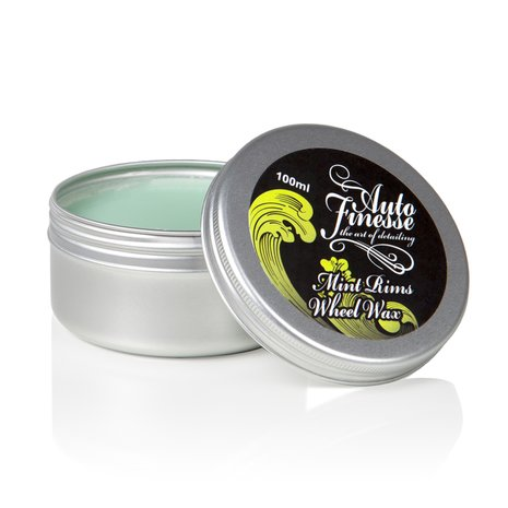 Auto Finesse Mint Rims Wheel Wax - vosk na kola 100ml