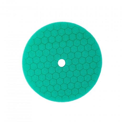 Carbon Collective HEX Machine Polishing Pad Green - brusný leštící kotouč 150mm