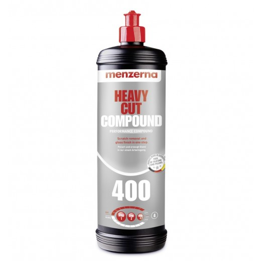 Menzerna Heavy Cut Compound 400 - brusná pasta 1L