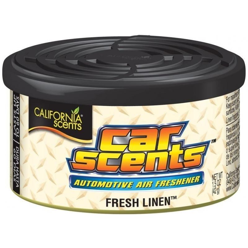 California Scents Fresh Linen - čerstvé prádlo