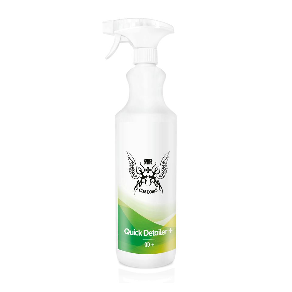 RRCustoms Quick Detailer Plus - rychlý detailer 500ml