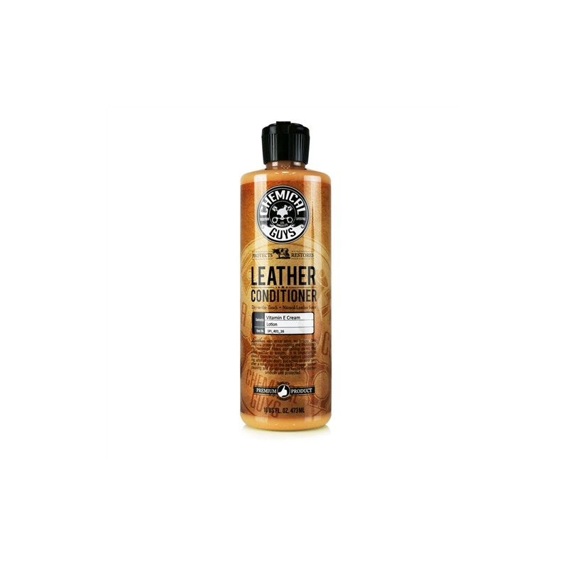 Chemical Guys Leather Conditioner - impregnace kůže 473ml