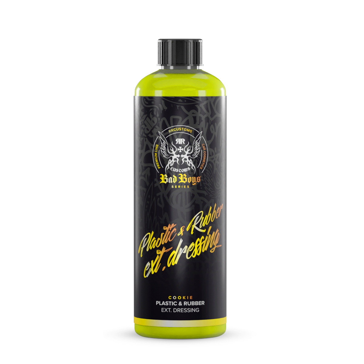 RRCustoms Bad Boys Plastic & Rubber Ext. Dressing - impregnace vnějších plastů a pryže 500ml