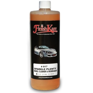 Finish Kare Sparkle Plenty Wheel Cleaner & Degreaser - čistič disků 916ml