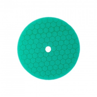 Carbon Collective HEX Machine Polishing Pad Green - brusný leštící kotouč 150mm