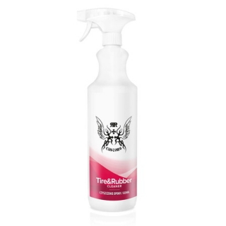 RRCustoms Tire&Rubber Cleaner - čistič pryže, gumy a pneumatik 500ml