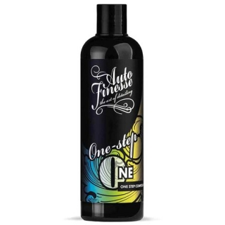 Auto Finesse One Step Compound - jednokroková leštící pasta 500ml