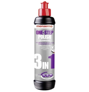 Menzerna One Step Polish 3 in 1 - jednokroková leštící pasta 250ml