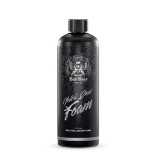 RRCustoms Bad Boys Neutral Snow Foam - aktivní pěna 500ml