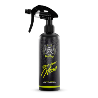 RRCustoms Bad Boys Wheel Cleaner Neon - neonový čistič disků 500ml